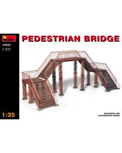 "Miniart ""Pedestrian Bridge"" 35522"
