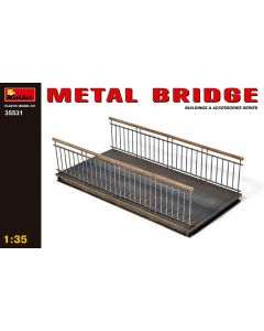 "Miniart ""Metal Bridge"" 35531"