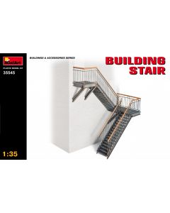 """Miniart """" Building stairs"""" 35545"""