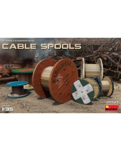 "Miniart ""Cable Spools"" 35583"