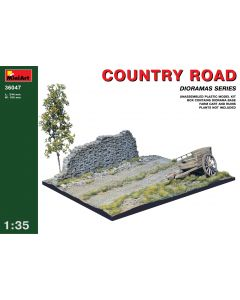 """Miniart """"Country Road"""" 36047"""
