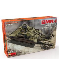 "Miniart ""BMR-1 Late Mod. with KMT-7"" 37039"